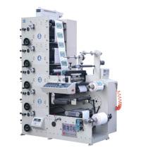 Máquina de impressão flexográfica para etiquetas