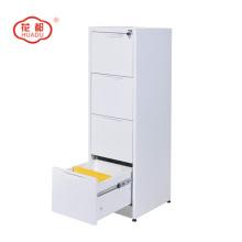 Steel vertical F4 paper anti-tilt mechanism drawer office filing cabinet