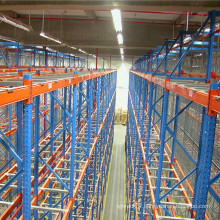 Vla Pallet Racking with Very Narrow Aisle Forklift