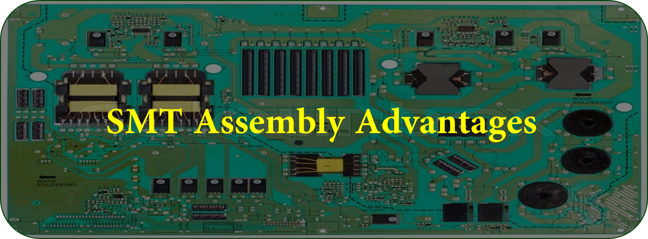 SMT Assembly Advantages | JHYPCB