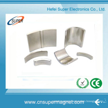 Professional Customized Neodymium Arc Magnets