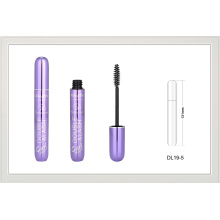 Beautiful Purple Aluminum Mascara Tube Empty