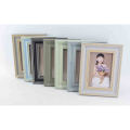 New Wooden Looking PS Photo Frame for Home Decoration