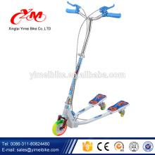 China online kids scooter with backpack/baby smart kids scooter/ scooter for kids