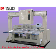 Applique Embroidery Laser Cutting Machine
