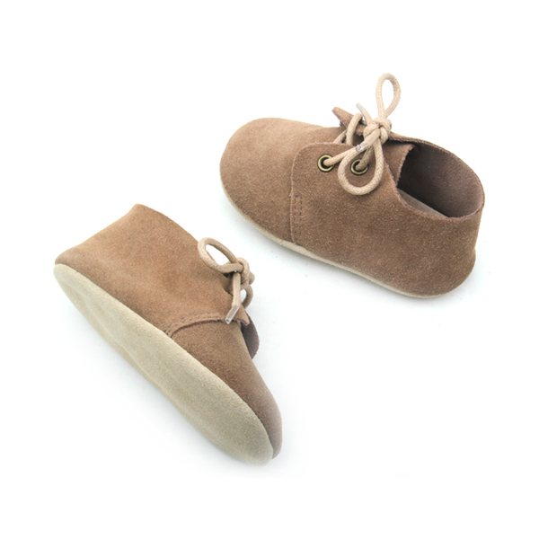 Soft Sole Leather Baby Girl Shoes Children Oxford Footwear