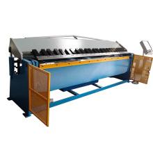 Máquina de dobramento de dobramento de caixa de aço hidráulico 4X3200