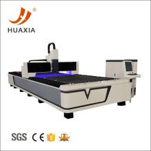 Découpeuse de laser de fibre en métal de commande numérique par ordinateur de puissance élevée