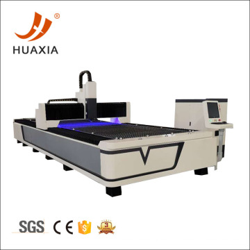 New design 500w fiber laser cutting machine