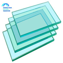 hochwertiges klares gehärtetes Glas für Fenster