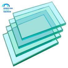 vidro temperado claro de alta qualidade para janela