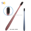 Biodegradable Wheat Straw Toothbrush With Charcoal Filament