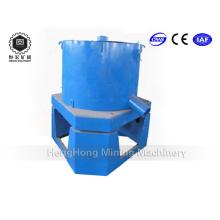 Concentrador centrífugo de la máquina de recuperación aluvial de oro con alta eficiencia