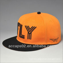 snap back hats custom fashion 3d embroidery