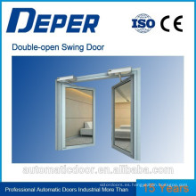 DSW-100 double open operador automático de puerta abatible