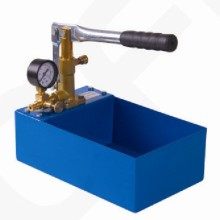 Pressure Testing Pump with Short Brass Pump Body