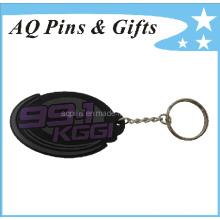 Hochwertige 3D weiche PVC-Schlüsselkette (Schlüsselkette-02)