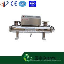 Uv-c Esterilizador UV sumergible para el tanque de agua más vendido