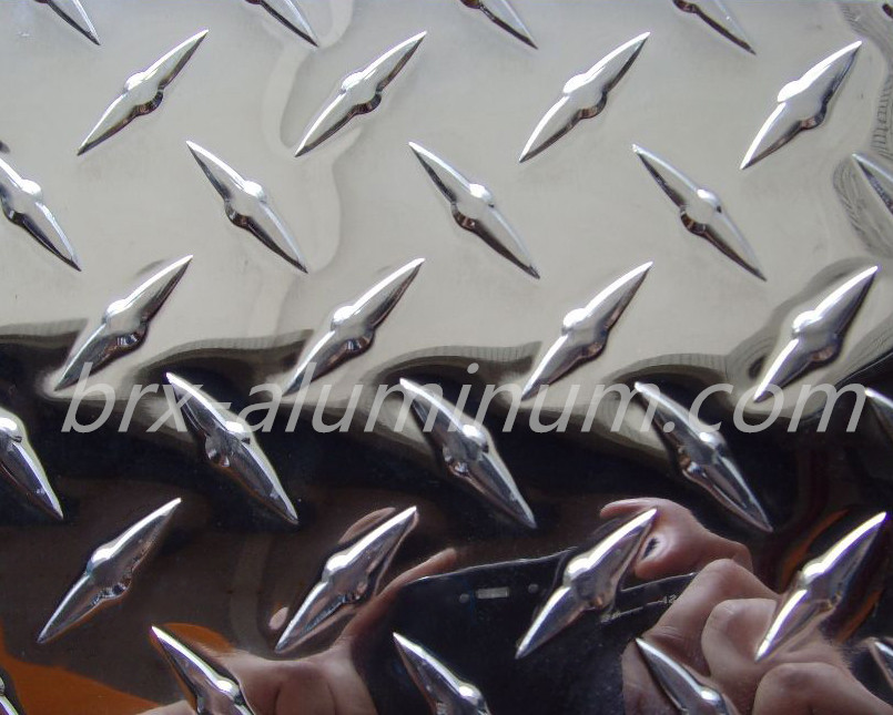 Mirror Finish Compass Aluminum Alloy sheet