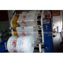 HYT Series Stack Tipo Non-Woven Fabrics Máquina de impressão flexográfica (CE)