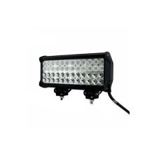 """Barra de luz de trabajo 12 """"144W CREE LED para vehículos todoterreno 4WD SUV"""