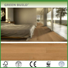 big size golden color oak wood flooring