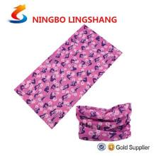 Novo lenço multifuncional para exterior tubo sem costura pescoço bandana