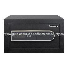 Electronic RFID Hotel Safe with Compact Size, Operating the Same Guest Room KeyNew