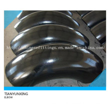 Butt Welded Lr 90degree Carbon Steel Pipe Elbow