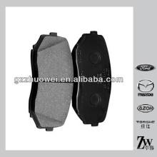 Ensemble de plaquettes de frein avant 2006 pour MAZDA CX7 OEM: L2Y6-33-28Z