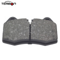 GDB1261 Brake Pad For BMW With E-mark Certificate