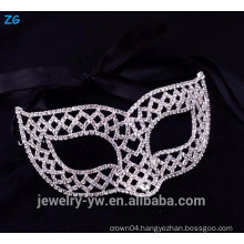 Beautiful rhinestone masquerade party masks, fashion jewelry funny masquerade mask