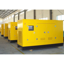 Silent Diesel Genset (Open type option)