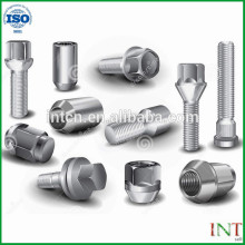 High precision mechanical parts non standard customed stainless steel metal screws