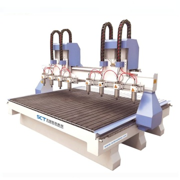 Square Rails Machine Mach3 CNC Router do reklamy