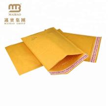 Сорвите доказательство качества коричневый бумажный пакет крафт-бумага доставка конверт с пузырем