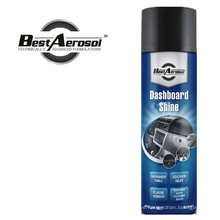 Tablero de instrumentos Shine Car Dashboard Polish Shine Tablero de instrumentos Spray Wax