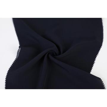 Tecido macio e confortável de acetato de poliéster de dois lados