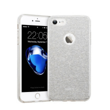 Glanzende Bling Sparkle-hoes voor iPhone 7