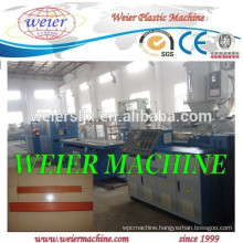 WPC PVC wall cladding panels equipment machinery