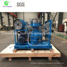 Compressor de diafragma de membrana de reforço de gás Butene / Butylene
