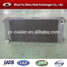 aluminum plate&bar cheap car radiators
