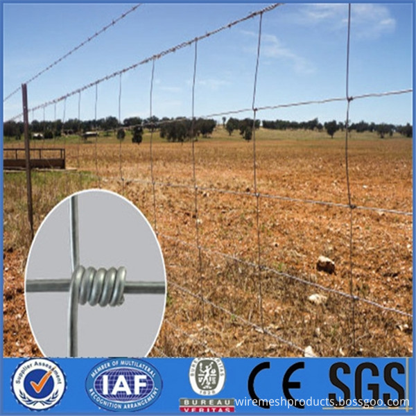 1.2m Galvanized Goat Fence product picture