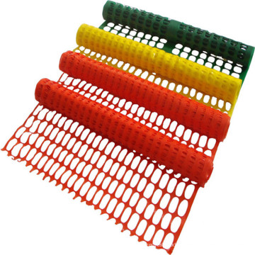Plastic Safety Barrier Fence Mesh