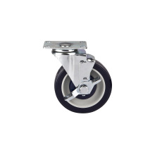 125mm Medium Duty Caster, Supermarket Caster