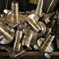 Carbon steel and alloy steel die forgings