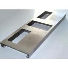 Plaque en métal de coupe de laser, polissant des machines précises de commande numérique par ordinateur