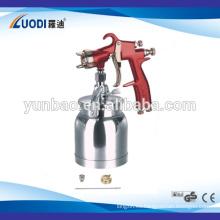 Tipo de alimentación por succión de pared 1000ml Tamaño de boquilla 1.4mm-2.0mm Hvlp Spray