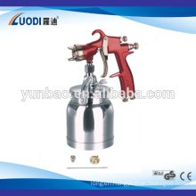 Wall Suction Feed Type 1000ml Nozzle Size 1.4mm-2.0mm Hvlp Spray