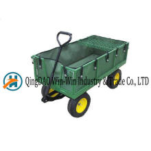 Caminhão de mão de roda de jardim Tc4211 Trolley